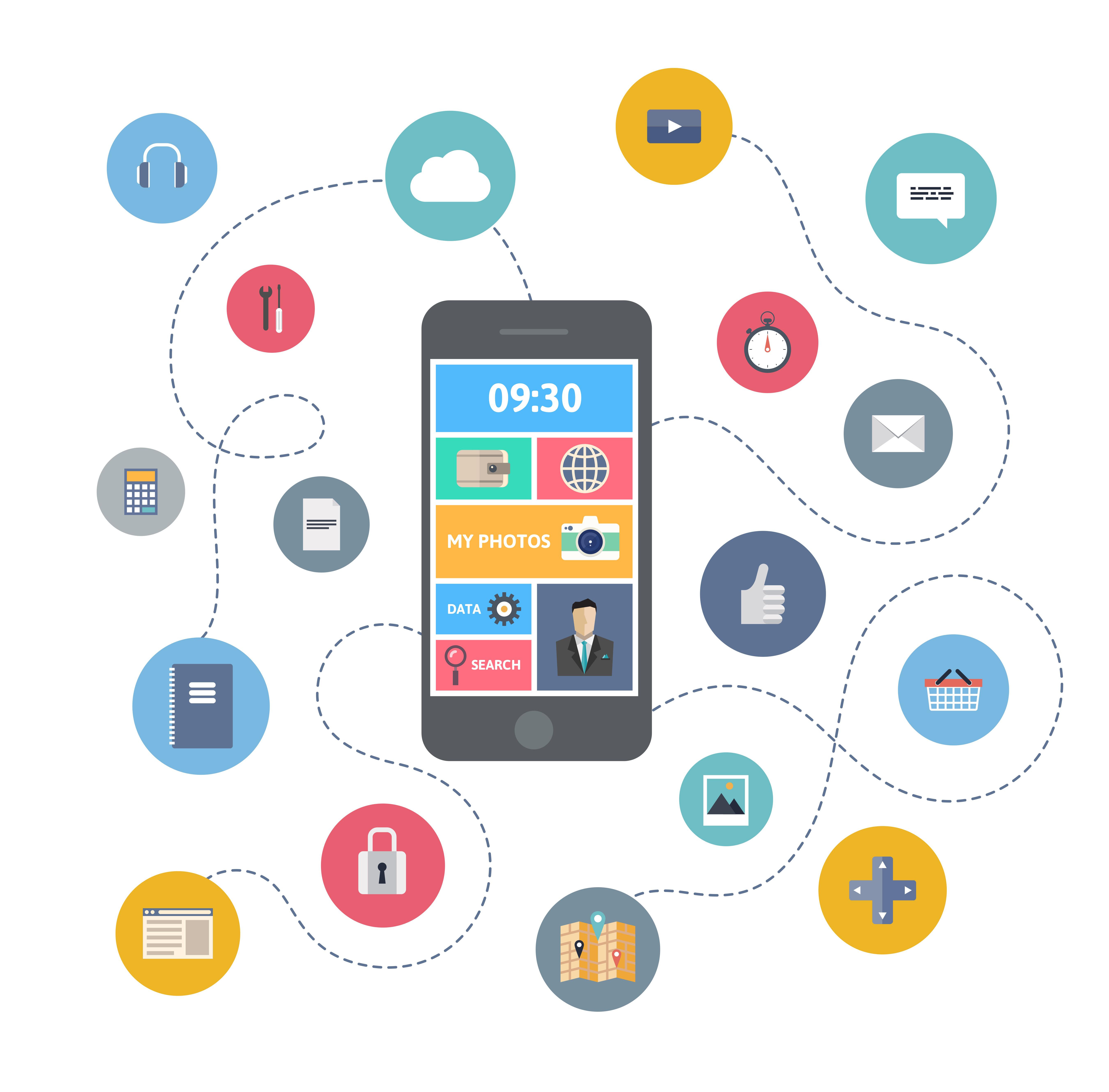 Neukunden & Webseiten-Besucher gewinnen und App-Downloads für Android-Smartphones und iPhones erreichen durch Push-Benachrichtigungen als Werbeform